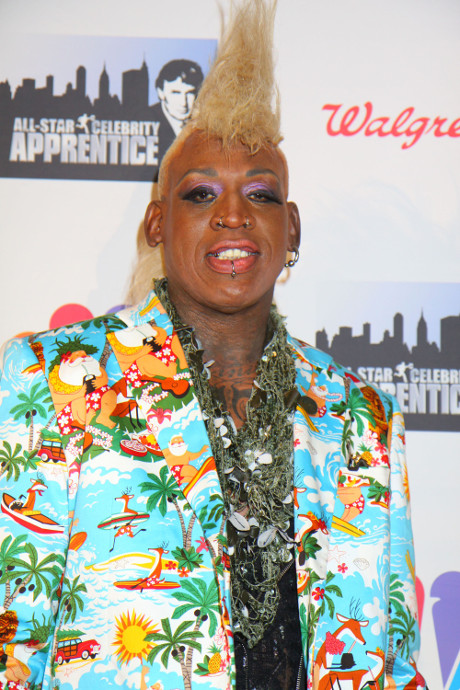 "Dennis Rodman Risks ""Friendship"" With Kim Jong-un After Blabbing Secrets?"