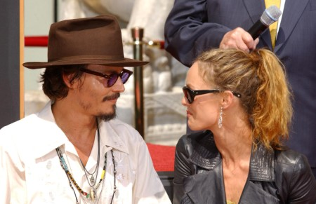 Johnny Depp And Vanessa Paradis Still Together... For Now 0524