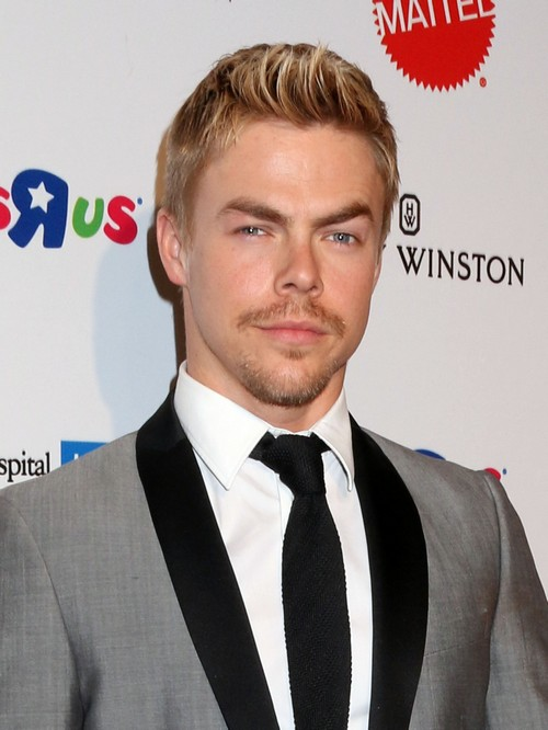 Derek Hough Spotted Kissing Nikki Reed: Are They a Couple?