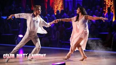 Dancing With The Stars's Ricki Lake's Cha Cha Cha Finale Performance Video 11/21/11