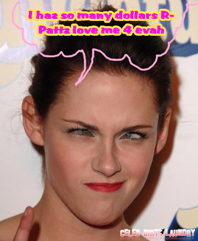 'Forbes Magazine' Highest Paid Actress Kristen Stewart Cashes in on her 'Twilight' Fangs