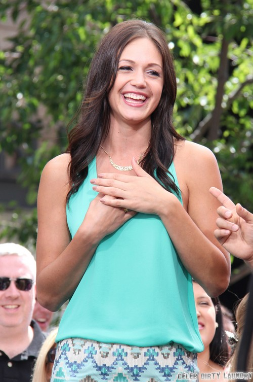 Desiree Hartsock Reveals Intimate Bachelorette Details About 'Men Tell All' Episode