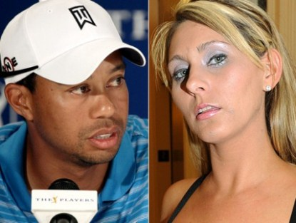 Devon James Says Tiger Wood's Paid Her Not To Release Sex Tape