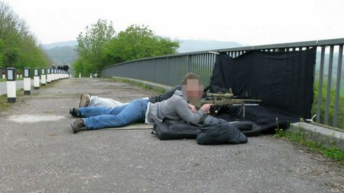 Princess Diana Assassination Conspiracy Update: Soldier N's Laptop Photos Show British Army Snipers Aiming At Civilian Targets? (PHOTOS)