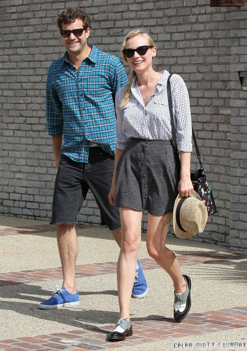 Joshua Jackson And Diane Kruger Shopping For Engagement Rings