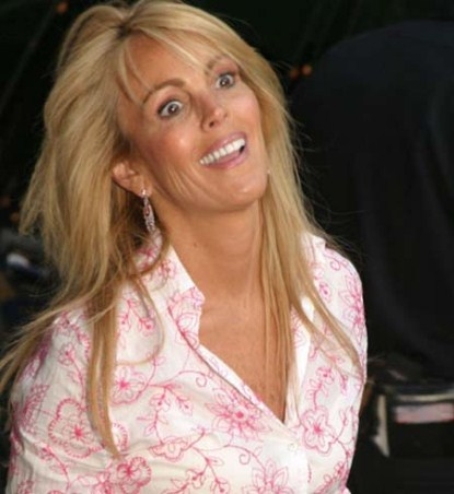 Dina Lohan Says Michael Lohan Is Mounting A Smear Campaign Against Her