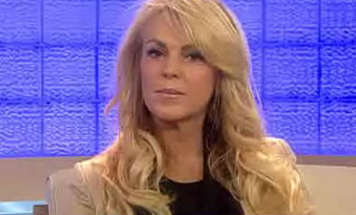 Dina Lohan On The Today Show (Video)