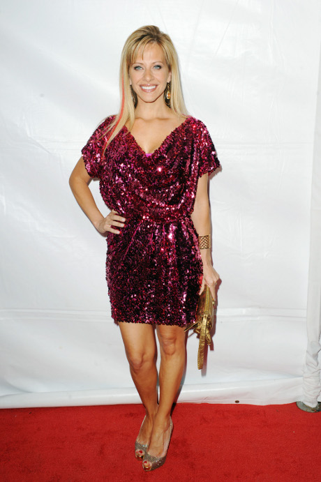 """Dina Manzo Former """"Real Housewives of New Jersey"""" Star Separates From Husband After 7 Years!"""