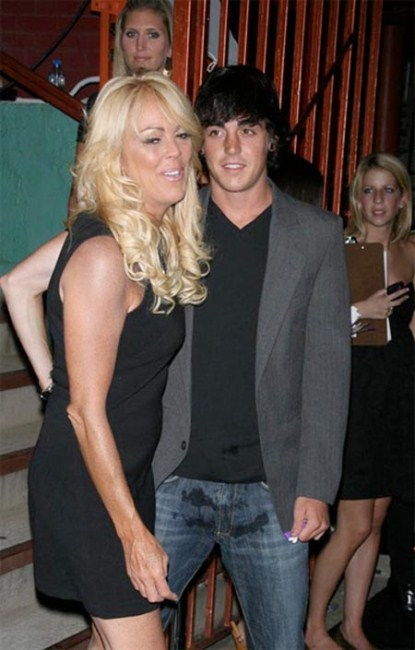 Just what we need - Dina Lohan The Producer!
