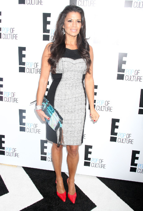 Dina Eastwood Jumps Back into News Anchor Position: Divorce from Clint Eastwood Leaving Her Broke?