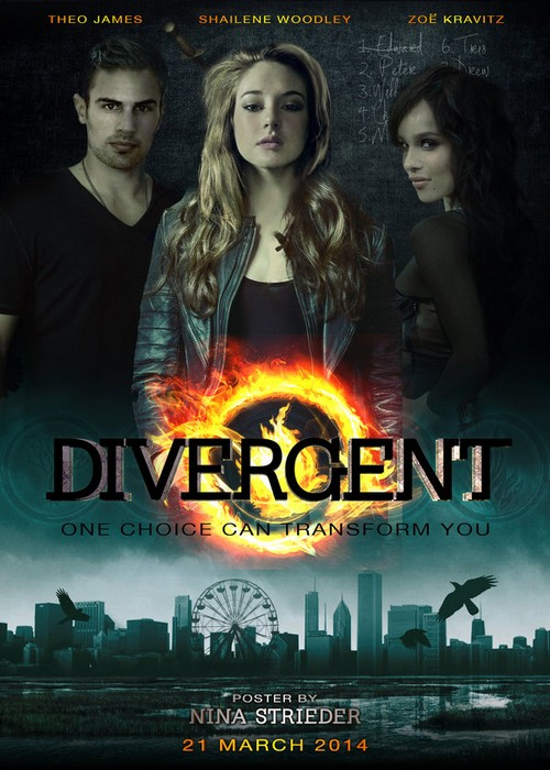 Divergent Movie Review: Action-Packed, But Confusing And Lacking Gravitas
