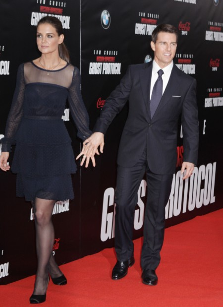 Breaking News: Tom Cruise And Katie Holmes Settle Divorce 0709