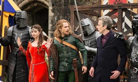 "Doctor Who Recap Review Season 8 Episode 3 ""Robot of Sherwood"""