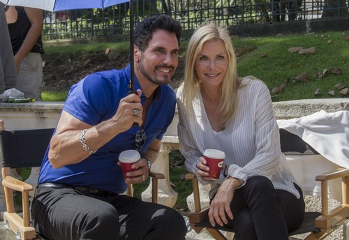 The Bold and the Beautiful Spoilers: Thorsten Kaye, Sean Kanan, and Don Diamont Competing For More Airtime in Diva War?