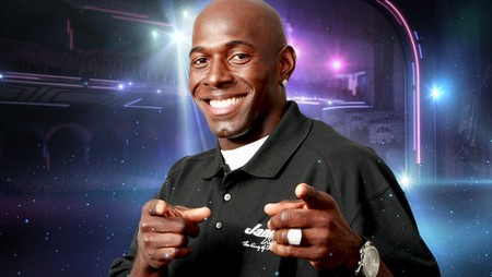 Dancing with the Stars 2012 Donald Driver