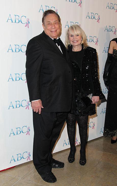 Celebrities Attend the Associates For Breast And Prostate Cancer Studies Talk Of The Town Benefit Gala