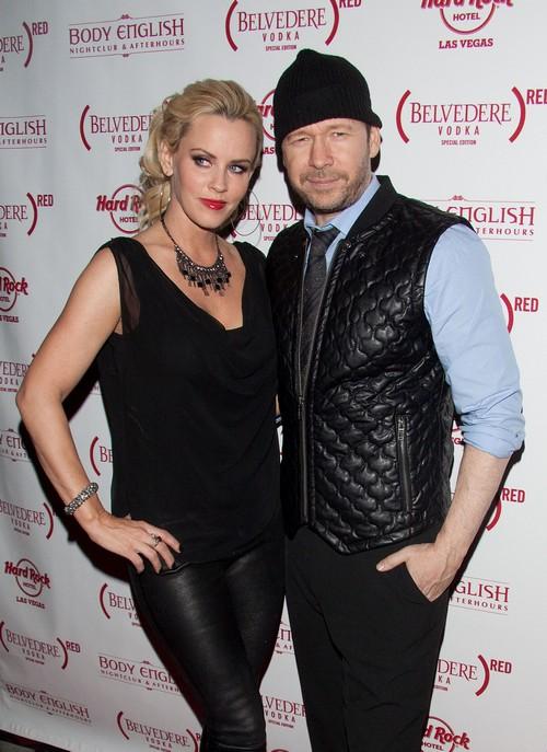 Donnie Wahlberg's Jealous Fight Over Jenny McCarthy's Friendship With Ex-Boyfriend Jim Carrey