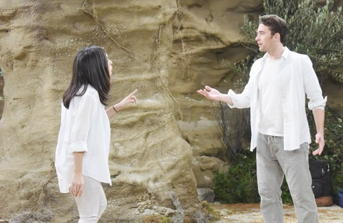 Days of Our Lives Spoilers: Island Drama Ahead, Plane Crash Horror – Illness Strikes, Love Action Heats Up