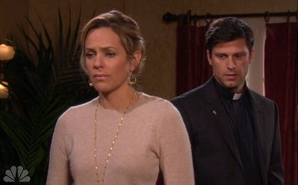 Days Of Our Lives Spoilers: Will Eric Return To The Clergy or Hook-Up With Nicole After Steamy Encounter?