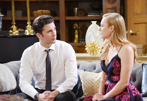 Days of Our Lives Spoilers: Dario Shocks Abigail with Love Confession – Abigail Struggles With Chad, Falls For Dario