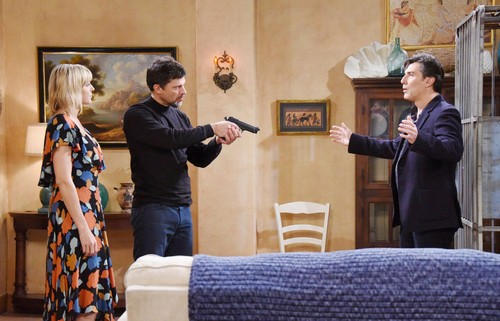 Days of Our Lives Spoilers: Eric and Nicole New Escape Tactic – Deimos Sold Out – Ciara Blasts Theo