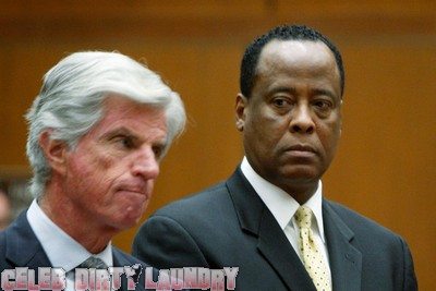 Dr. Conrad Murray Manslaughter Trial On Hold For Today