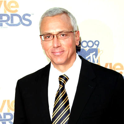 Dr. Drew Takes Back Angelina Jolie & Brad Pitt Comments