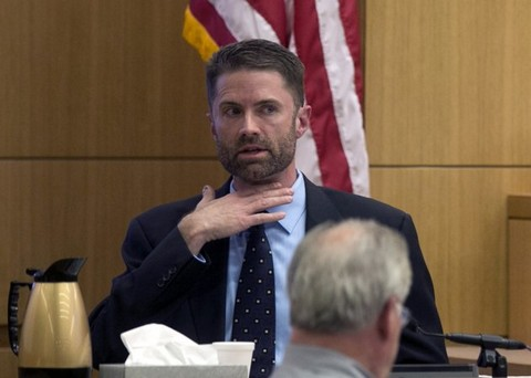 Jodi Arias Cut Travis Alexander's Throat While He Was Still Alive