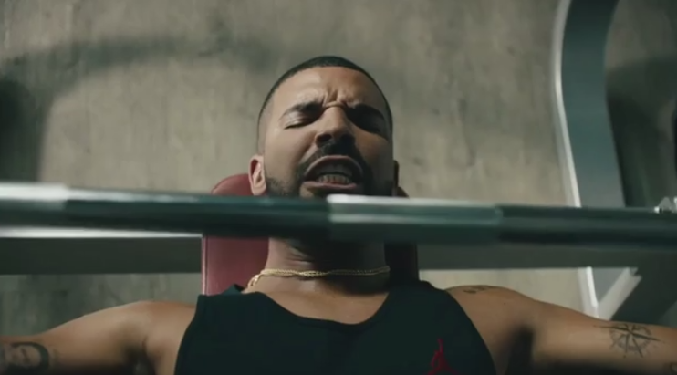 Drake Works Out To Taylor Swift's