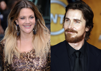 Christian Bale: Drew Barrymore Dumped Me After One Date