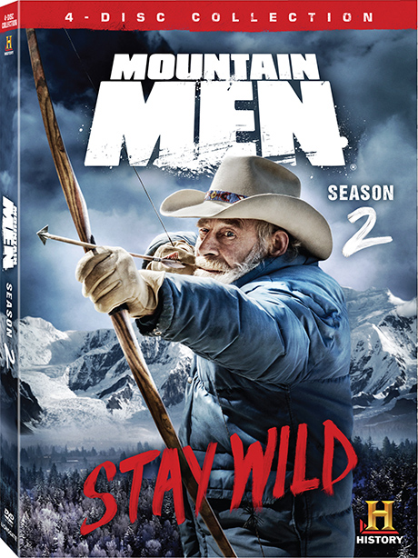 CDL Giveaway: Win Copies Of Mountain Men And Duck Dynasty Season 2 DVDS!