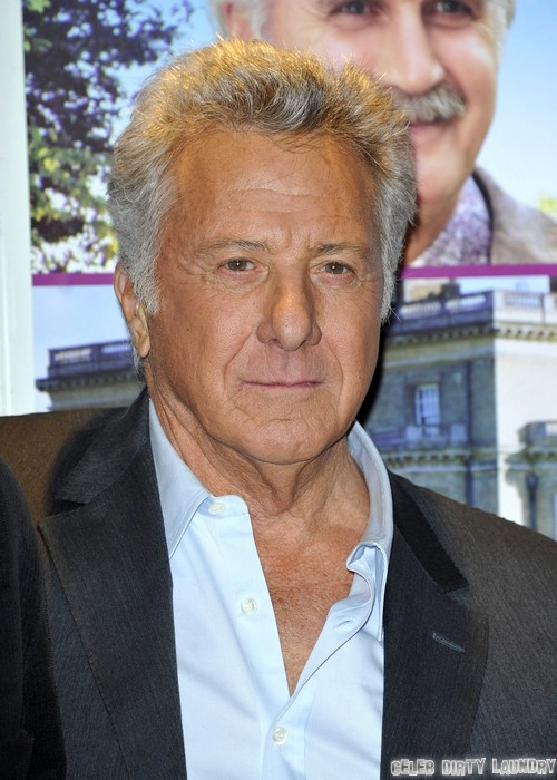 Dustin Hoffman Cancer Victim: Rep Claims Treatment Successful