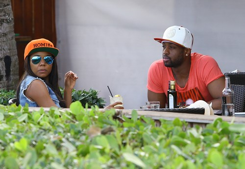 Dwayne Wade and Gabrielle Union Wedding: Married Couple Details