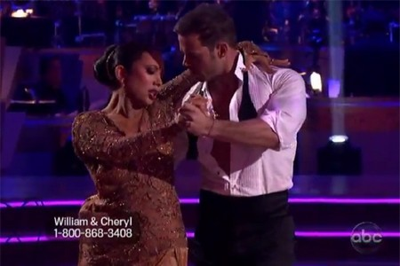 Melissa Gilbert Dancing With The Stars Viennese Waltz Performance Video 4/23/12