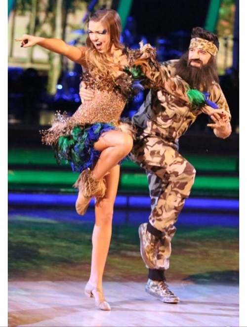 WATCH Sadie Robertson and Derek Hough Dancing With The Stars Charleston Video Season 19 Week 5