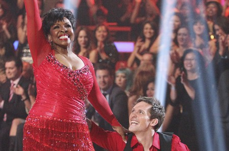 Gladys Knight Dancing With The Stars Jive Performance Video 4/23/12