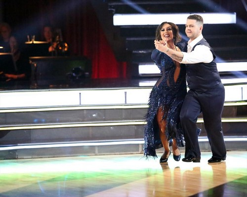 Jack Osbourne Dancing With the Stars Waltz Video 10/14/13