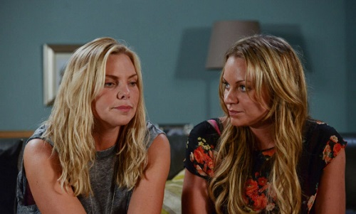 'EastEnders' Spoilers: Roxy And Ronnie Mitchell's Exits - How Will Sisters Be Killed Off BBC1 Soap?