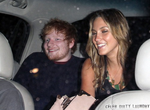 Francesca Eastwood And Ed Sheeran Hookup: Leave Hooray Henry's Together In Los Angeles