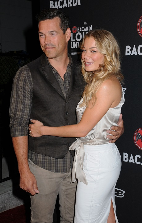 LeAnn Rimes And Eddie Cibrian Divorce On The Horizon - Relationship Over Once TV Show Tanks!