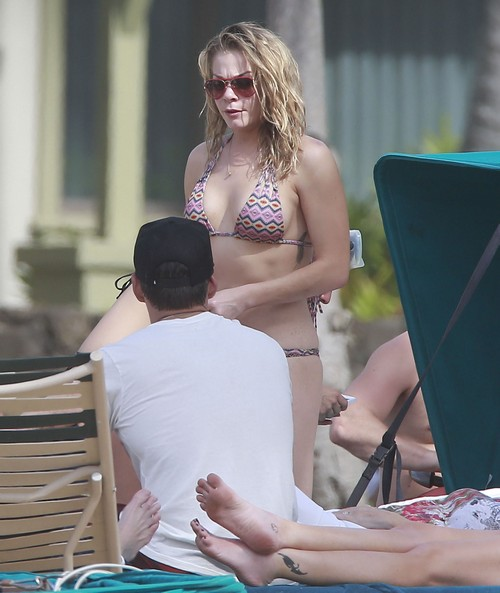 LeAnn Rimes Forces Eddie Cibrian To Ask Brandi Glanville For Child Support