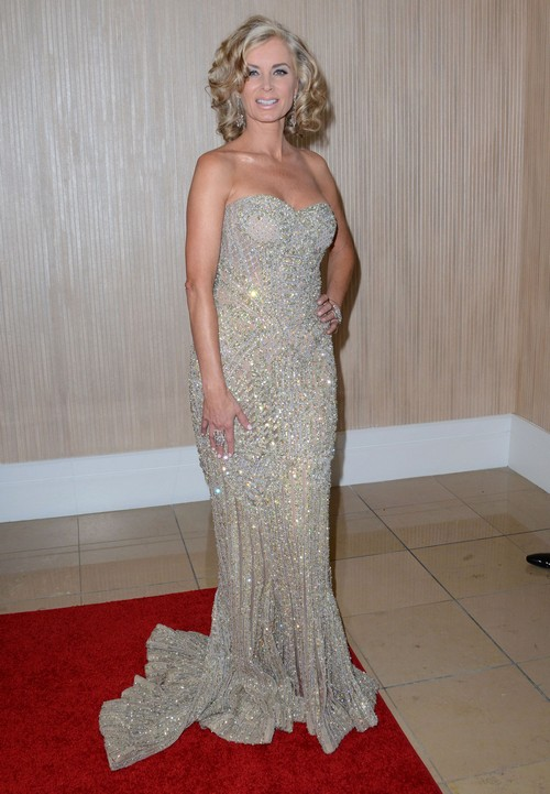 Eileen Davidson's Hot Affair With Angelina Jolie's Dad, Jon Voight - Real Housewives of Beverly Hills Stepmother!
