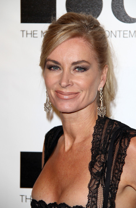 The Young and the Restless' Eileen Davidson Defends Hunter King in Breast Groping Michael Muhney Firing Scandal
