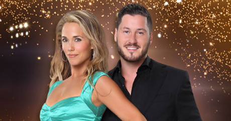 Elizabeth Berkley and Val Chmerkovskiy Hate Each Other on Dancing With the Stars Season 17