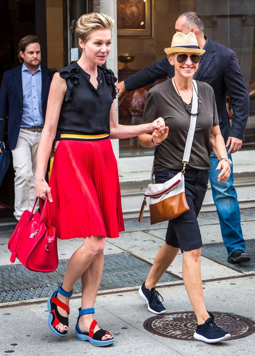 Ellen DeGeneres Divorce: Portia de Rossi Wants Ellen To Start Her Own Magazine To Save Marriage?