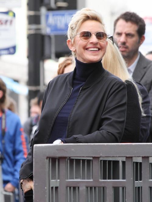 Ellen DeGeneres and Portia de Rossi Divorce Back On After Huge Public Fight At Christmas Party