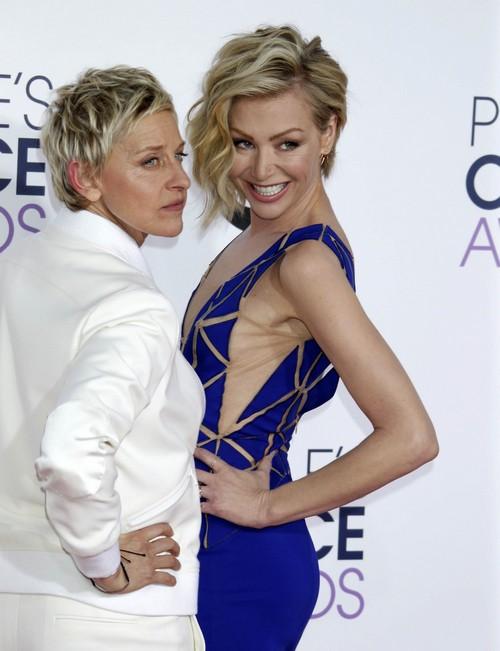 Ellen DeGeneres and Portia de Rossi $220 Million Divorce - Living Separate Lives, Marriage Crumbles?