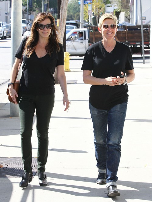 Was Ellen DeGeneres Cheating While Portia de Rossi Languished In Rehab?