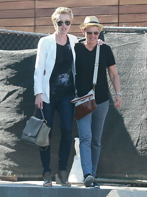 Ellen DeGeneres, Portia de Rossi Divorce: Cheating, Substance Abuse - Ellen Ready To Split After Spate of Recent Celebrity Break-Ups