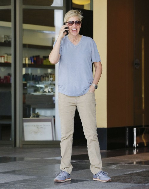 Ellen DeGeneres Stalls Divorce From Portia de Rossi by Buying a Luxury Spa?
